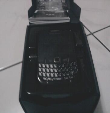 blacberry curve 8520