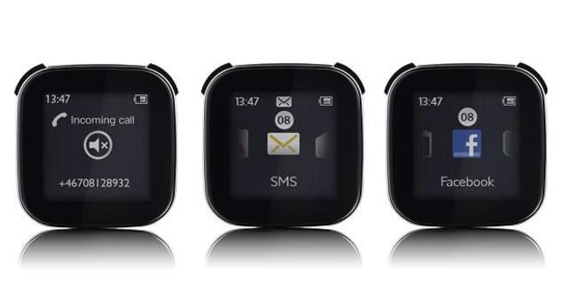 Jual Jam Tangan Android bisa Fb, Twitter, SMS