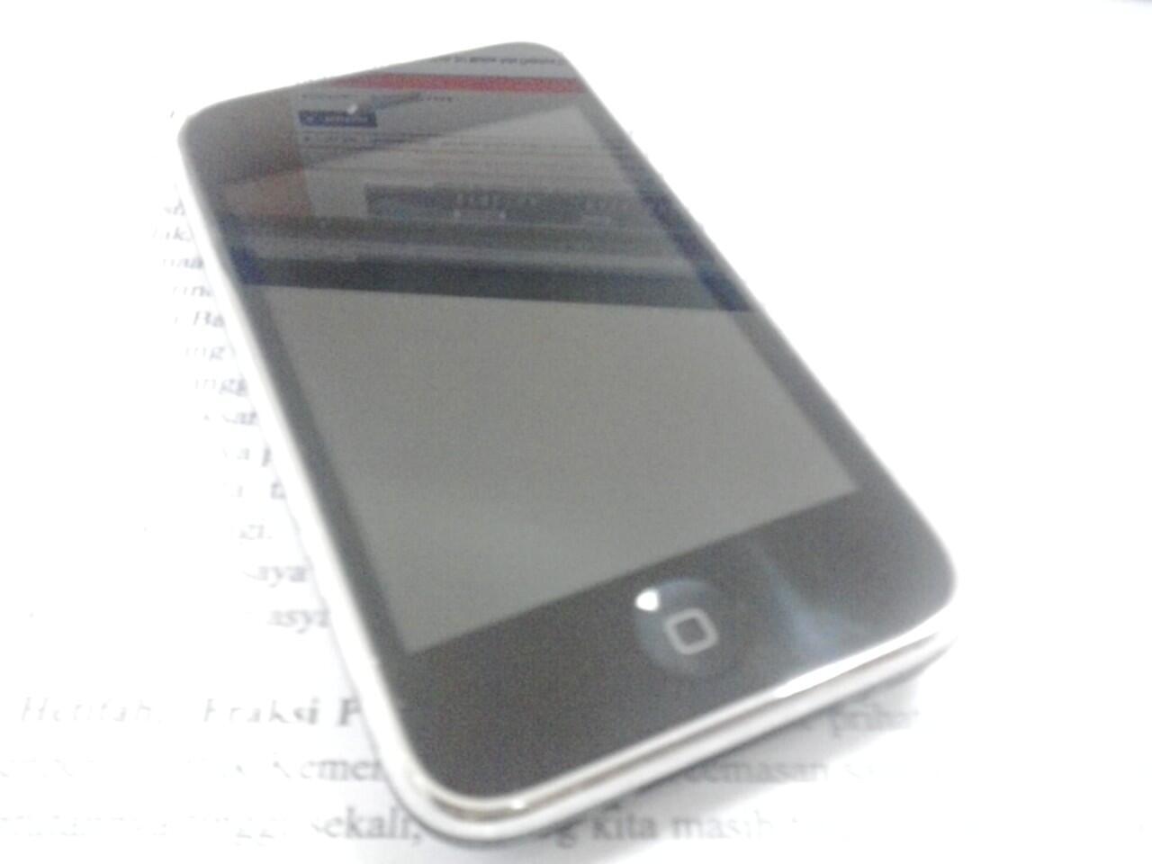 Iphone 3G 16gb SU Mulus KOMPLIT Like New, Handcarry US
