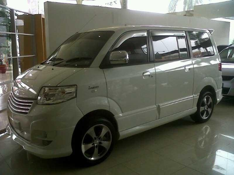 Suzuki APV Luxury R17 MT dan Hadiahnya