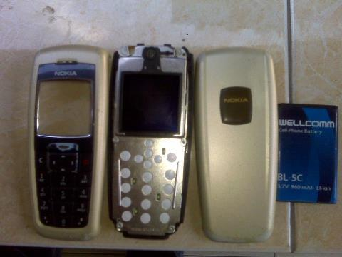 hp handphone nokia jadul 2600,3310