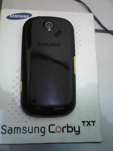 Jual Samsung Corby txt cod Jogja