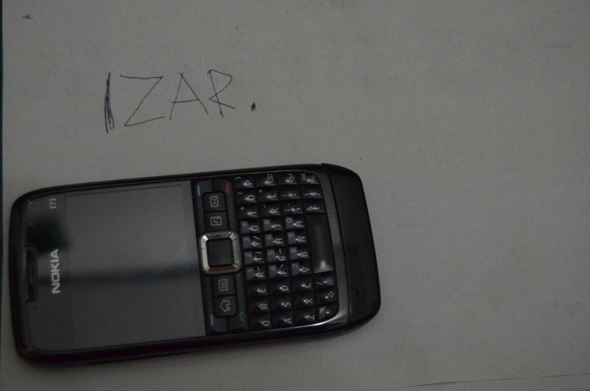 Dijual Nokia E61 Black Purwokerto