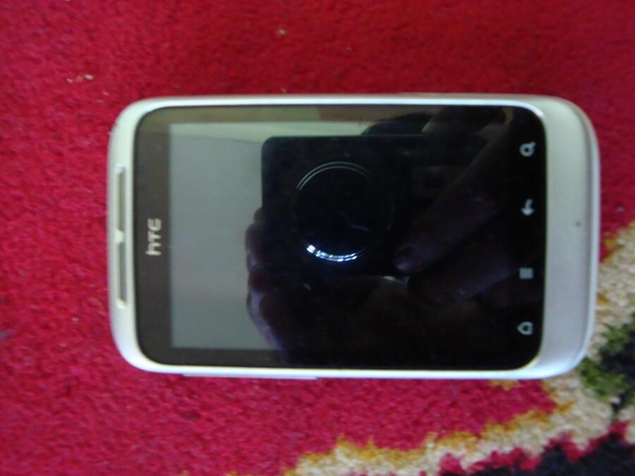 Jual HTC Wildfire S White Fullset Solo Jogja