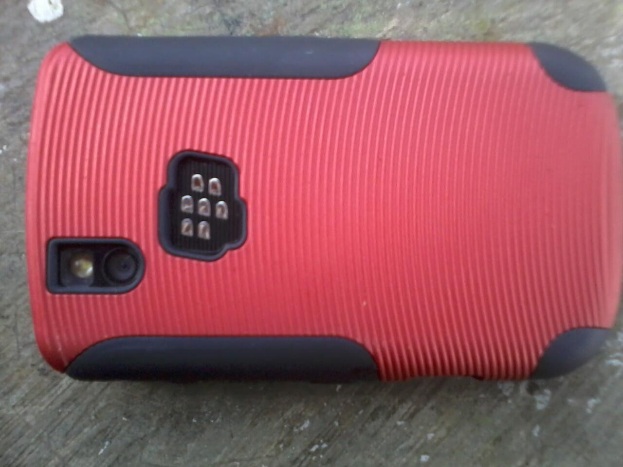 Blackberry Essex a.k.a Tour 2 a.k.a 9650 | Malang