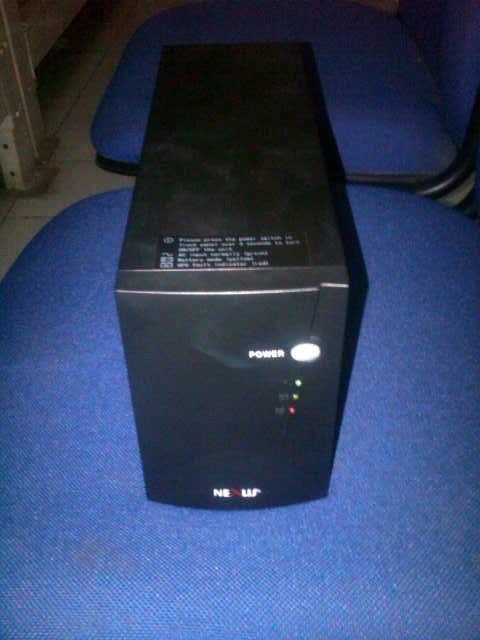 UPS NEXUS N-600B