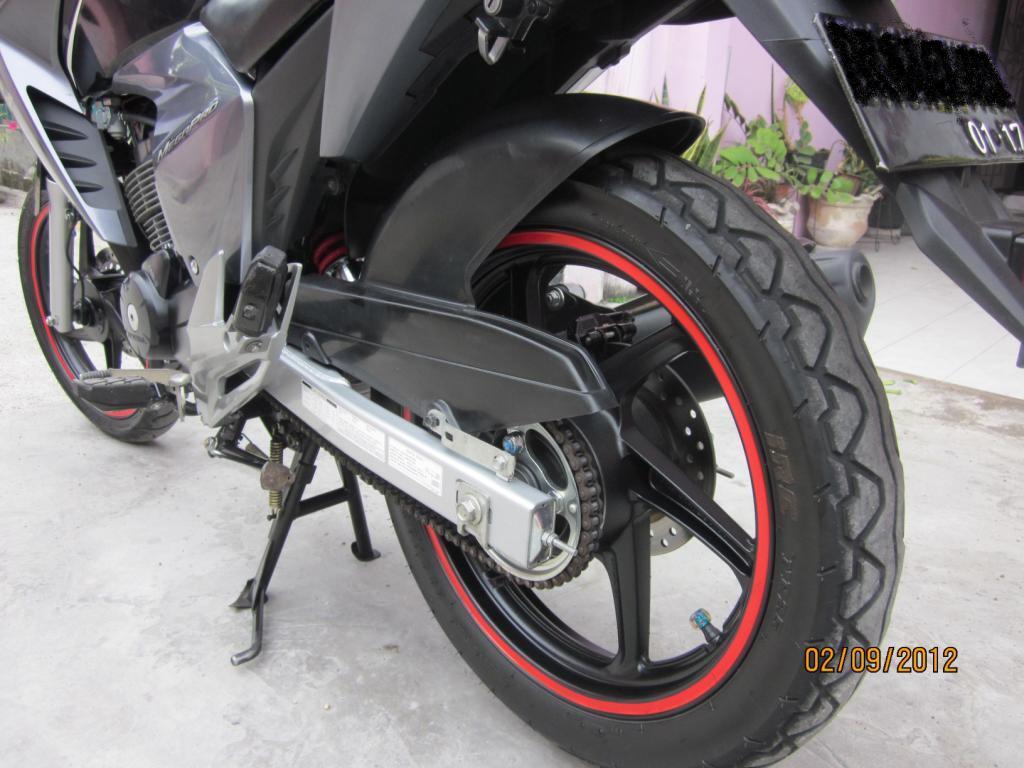 Mega Pro Baru 2012 khusus Medan