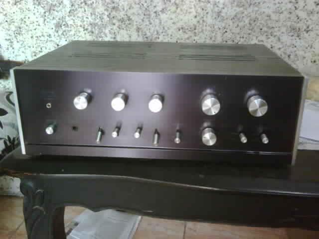 stereo set amplifier SANSUI + TECHNICS ,BEKASI