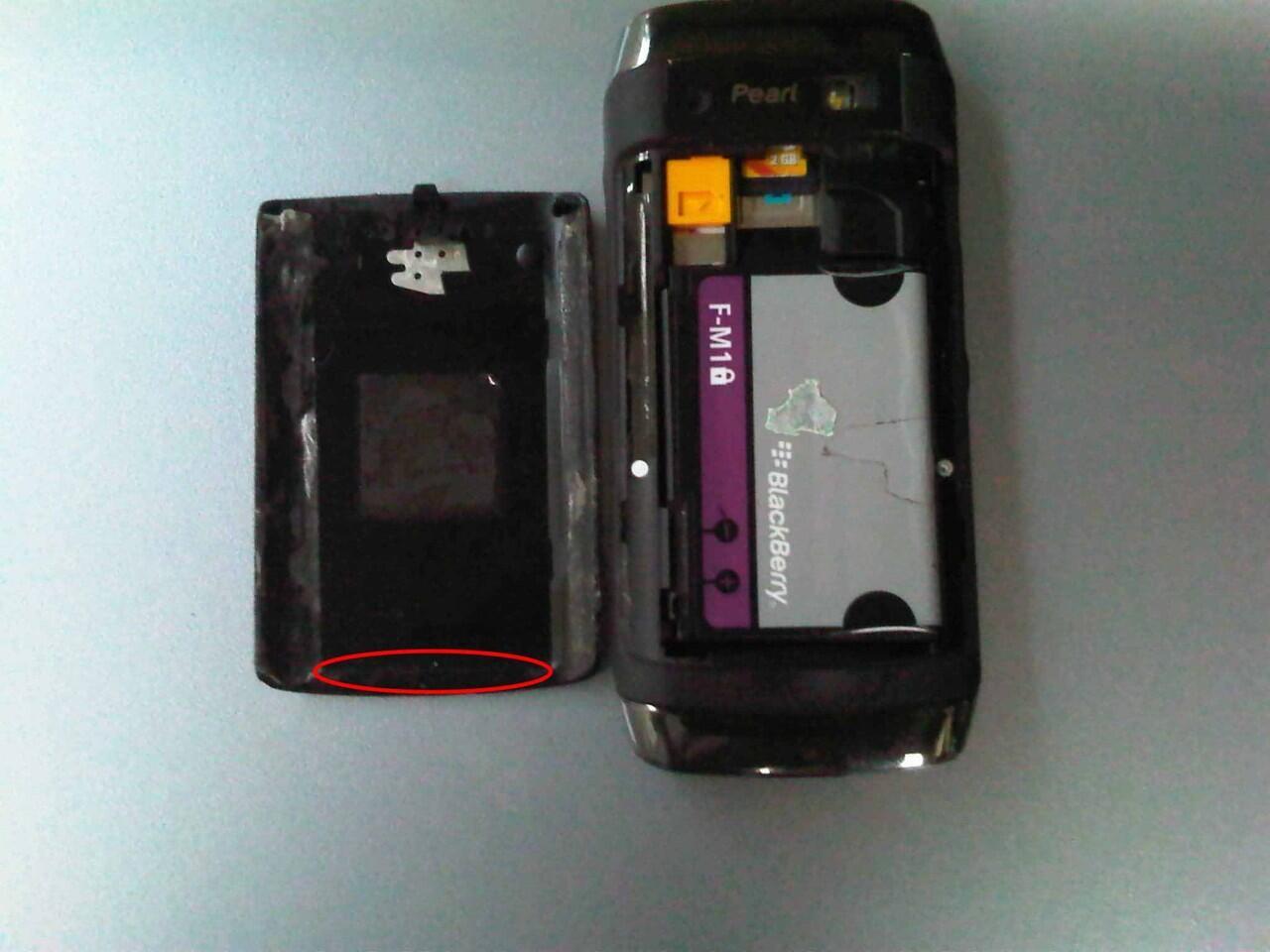 Blackberry Pearl 3g 9105 masi garansi tam panjang 15Bln Surabaya