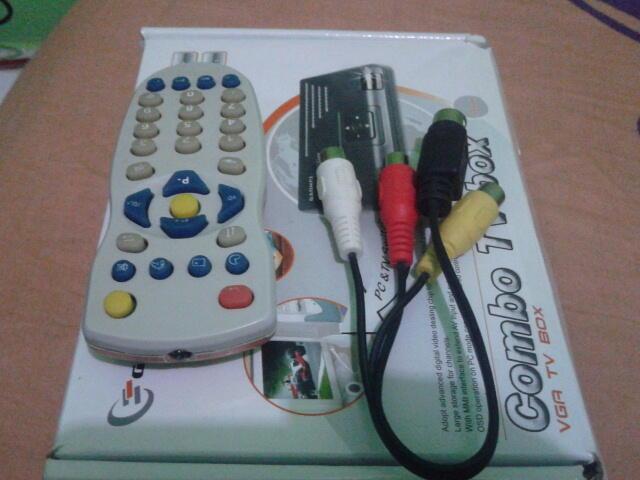 jual tv tunner gadmei 3810e (bandung)