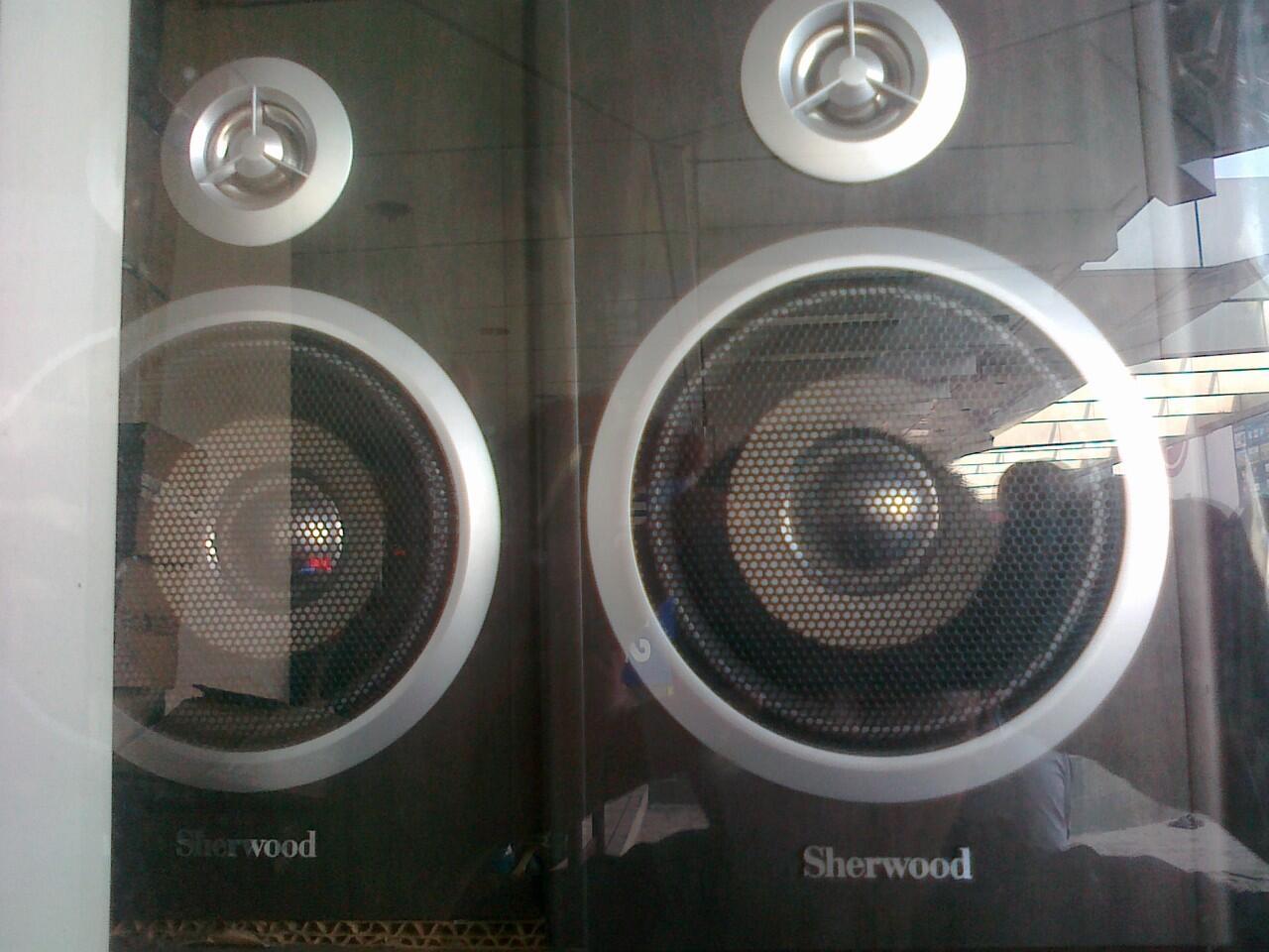 jual speaker sherwood 4108