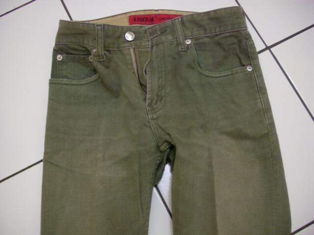 BONGKAR LEMARI kaoss quicksilver n celana jeans liberal ori 2nd