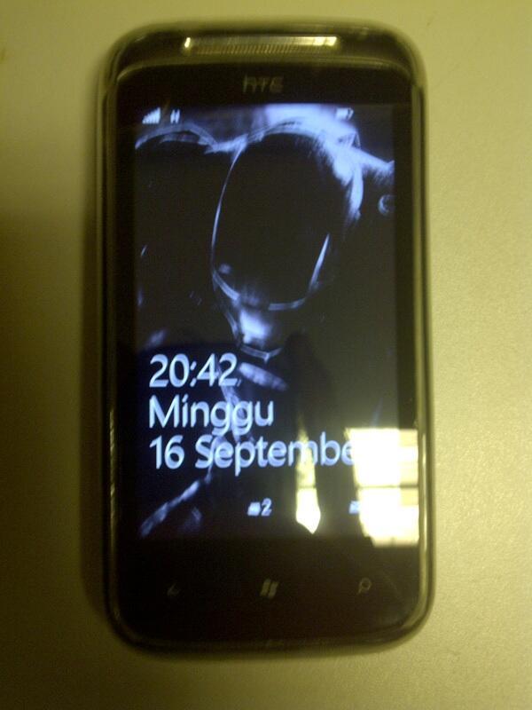 HTC MOZART UPGRADABLE masuk gan