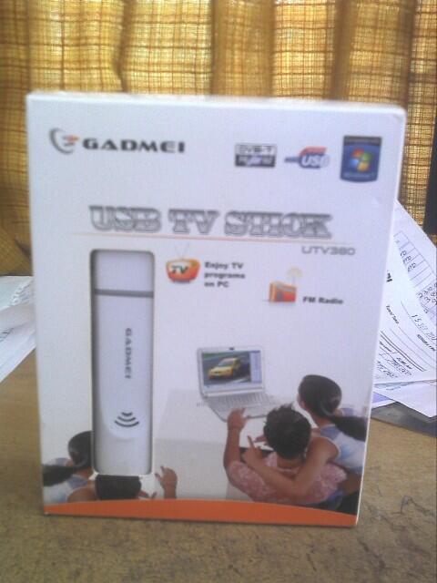 JUAL SANTAI USB TV GADMEI U TV 380