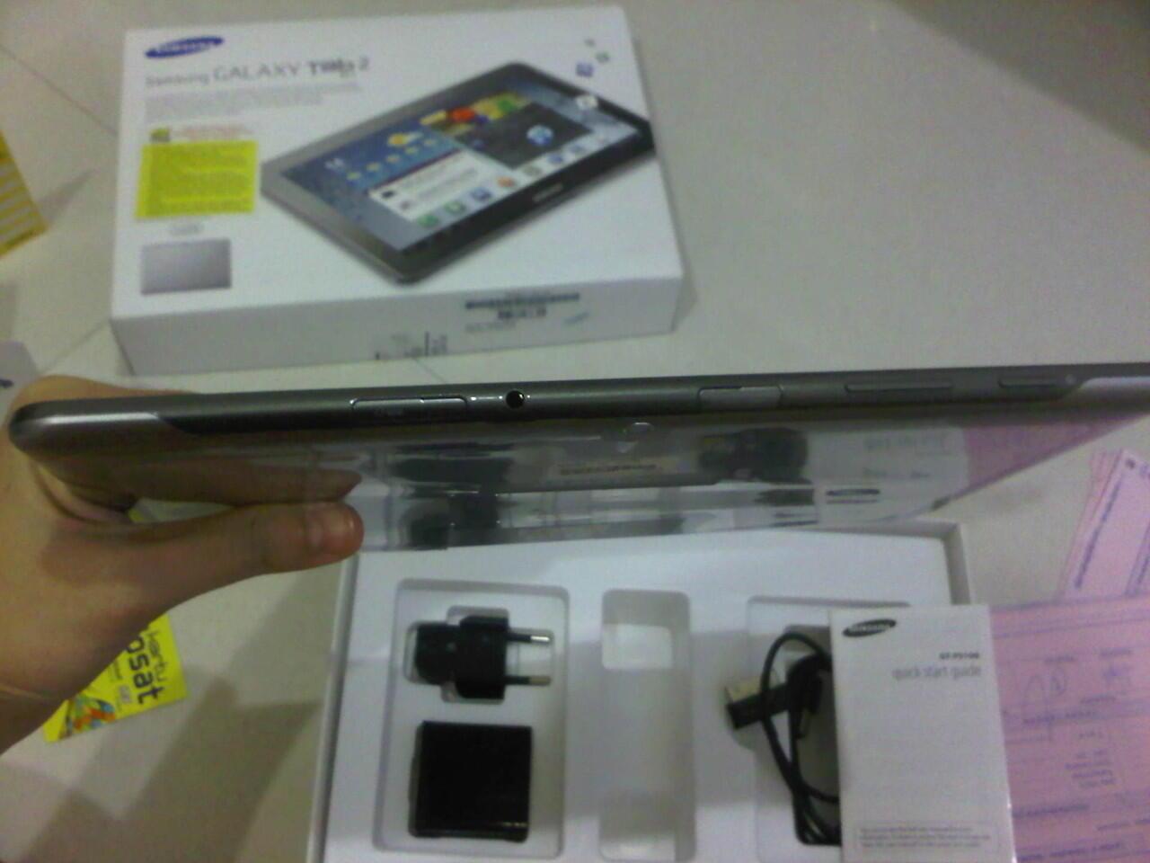 Samsung Galaxy Tab 2 10.1 P5100 2nd