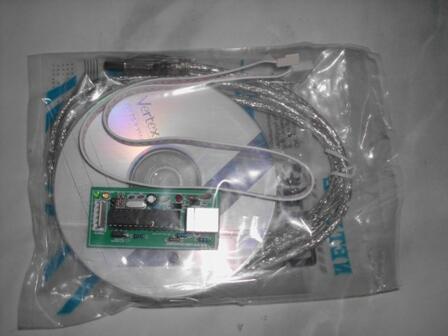USB Downloader AVR910 (Karya Anak Bangsa) Murah Meriah tapi kualitas oke :thumbup