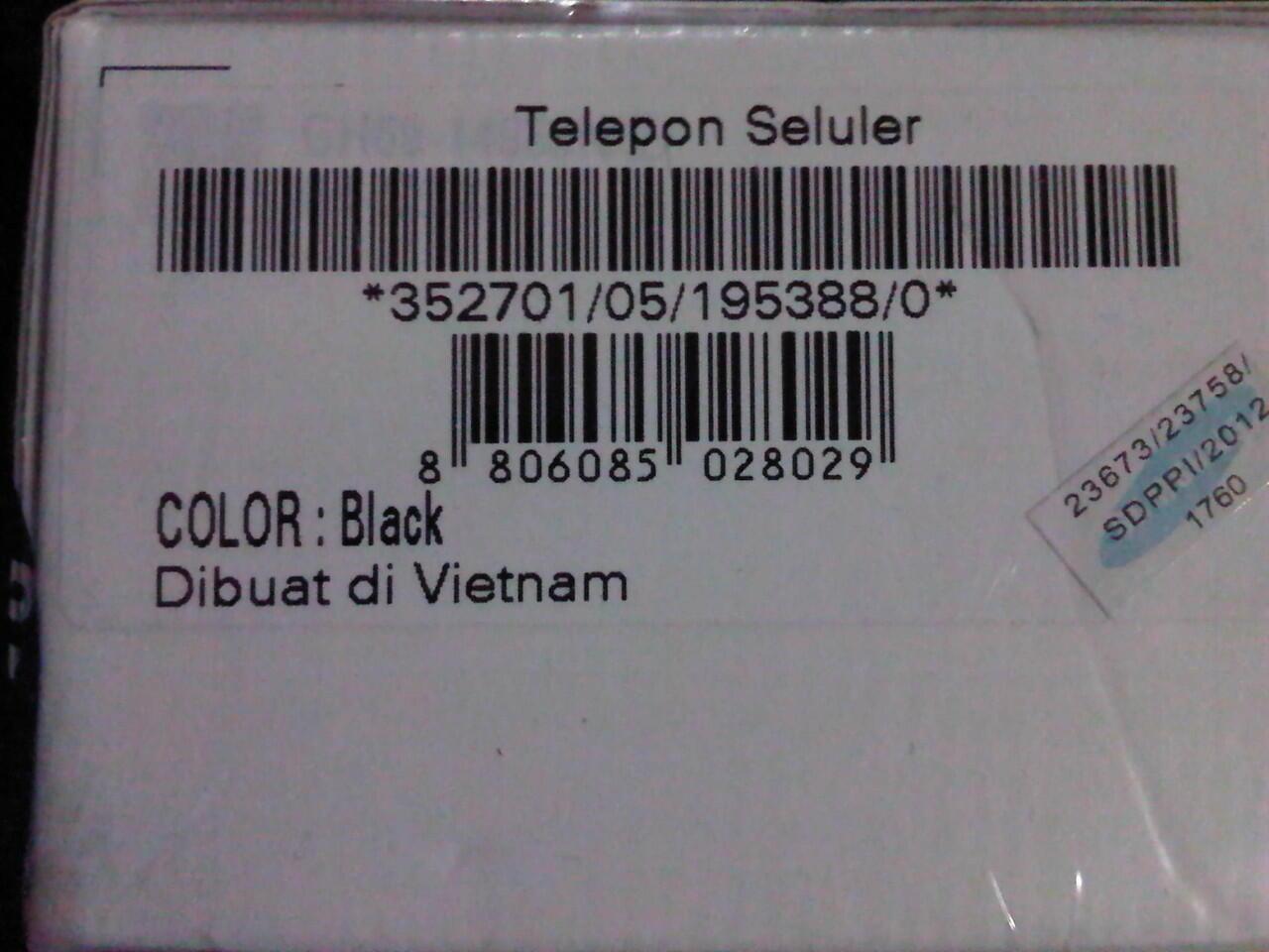 Samsung Galaxy Pocket S5300 BNIB