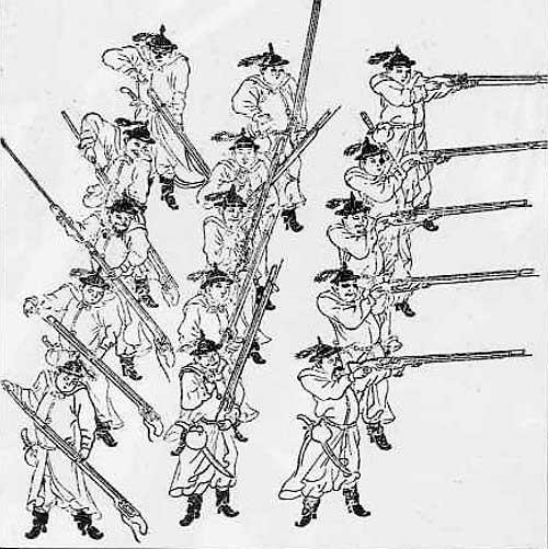 [SHARE]Sejarah Musketir (Thread ke-3 ane gan)