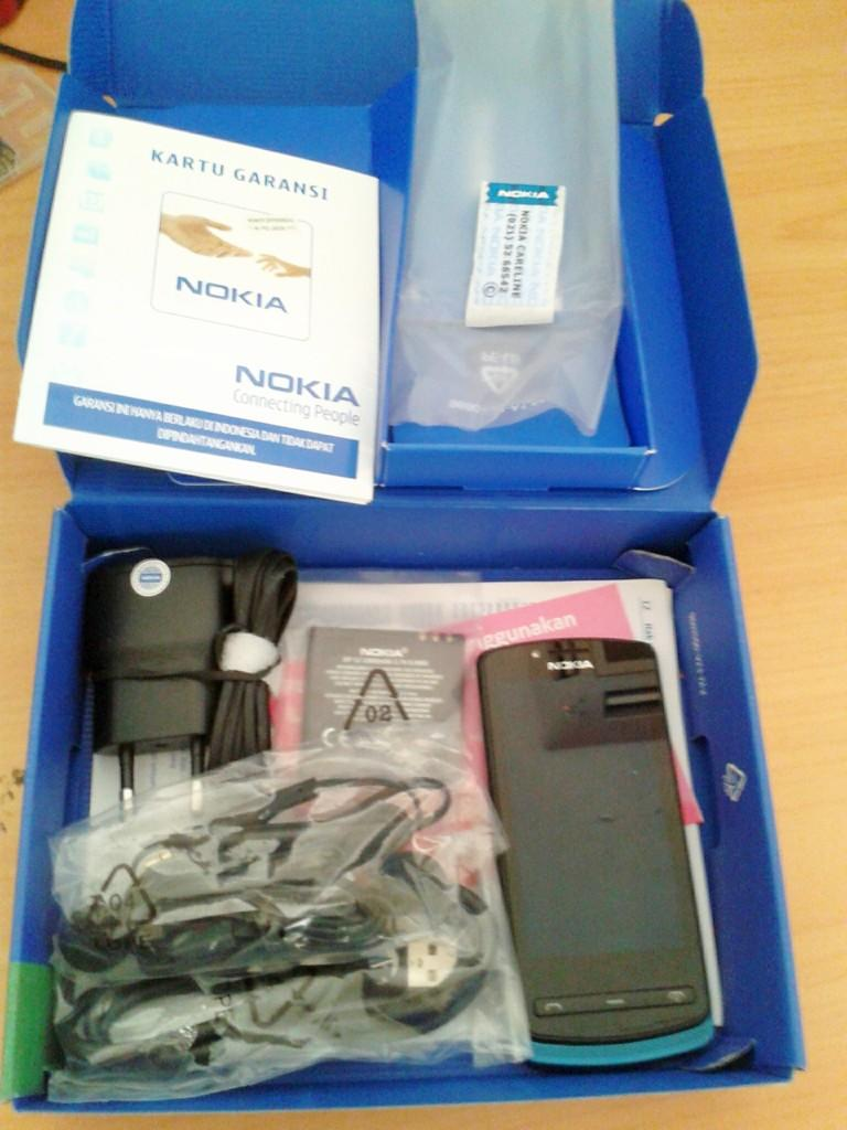 [Jual] Nokia 700 (Belum Pernah Dipakai)