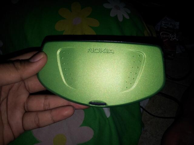 (Jual Cepat dan Murah) Nokia N Gage Classic Lengkap dengan Dus, Charger, Headset, DLL