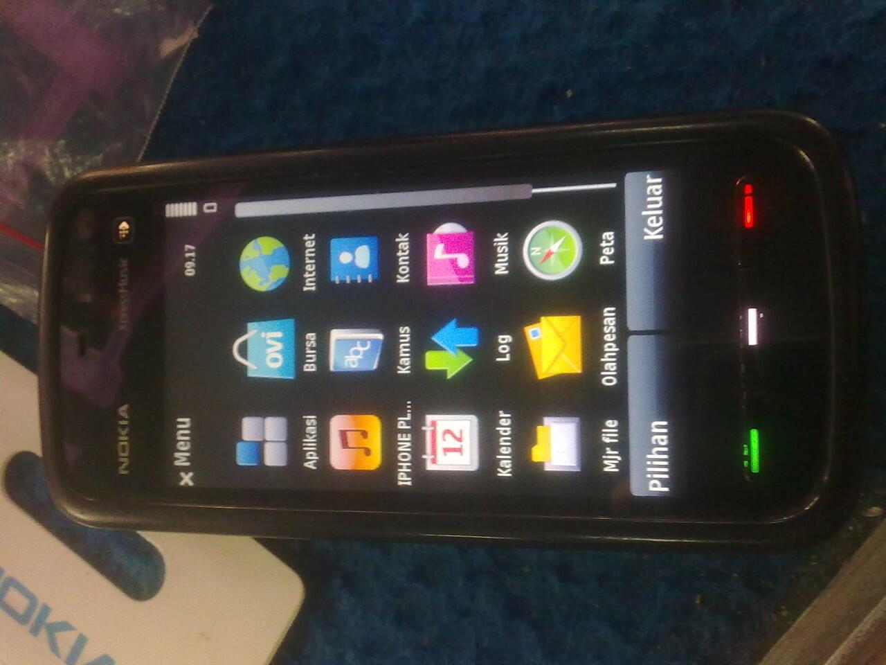 Nokia 5800 express musik
