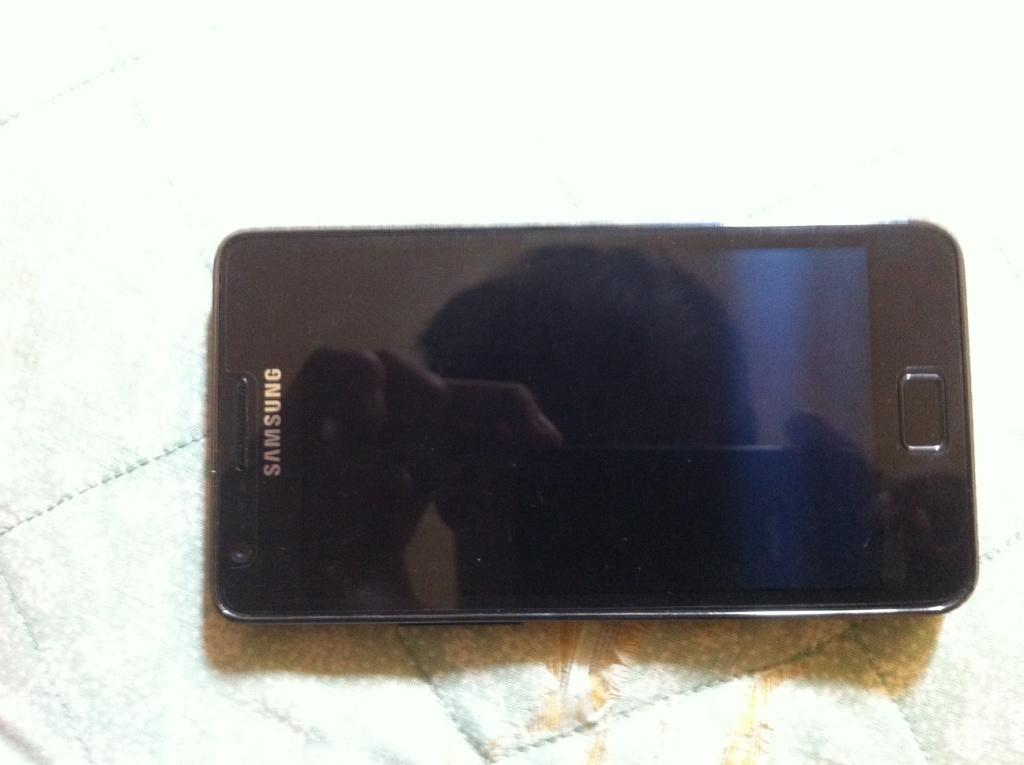 WTS Samsung Galaxy S2 / Sii Fullset Mulus Murah Mantap Bandung