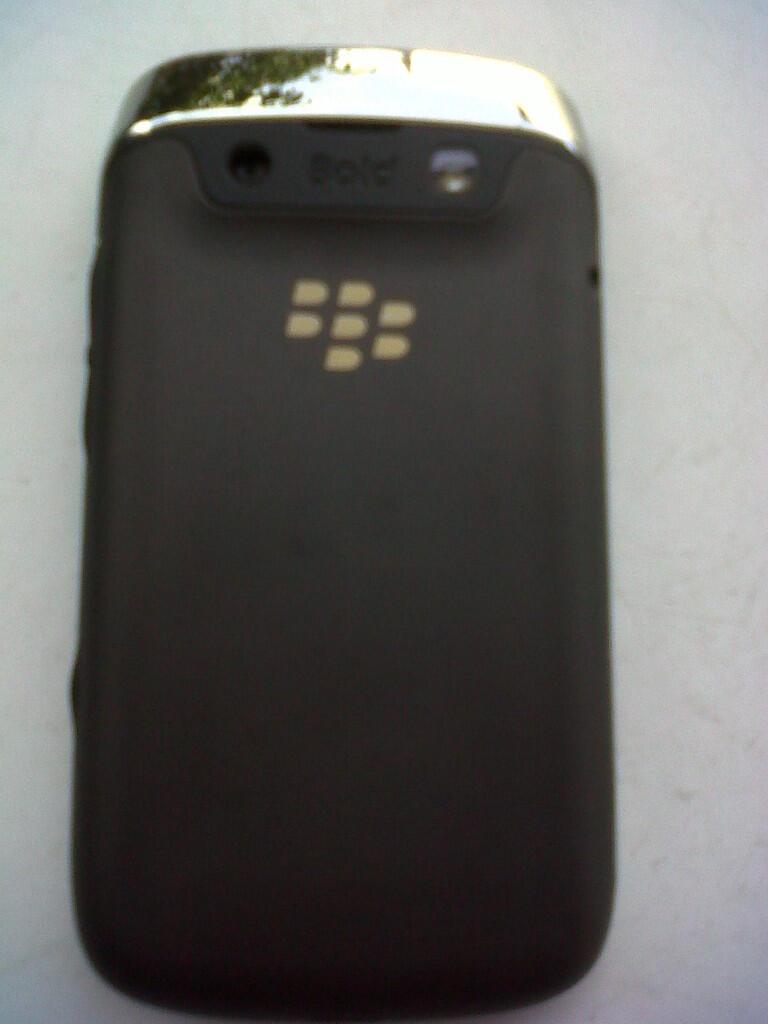 Blackberry 9790 Bellagio Black Masih Garansi TAM (SOLO)