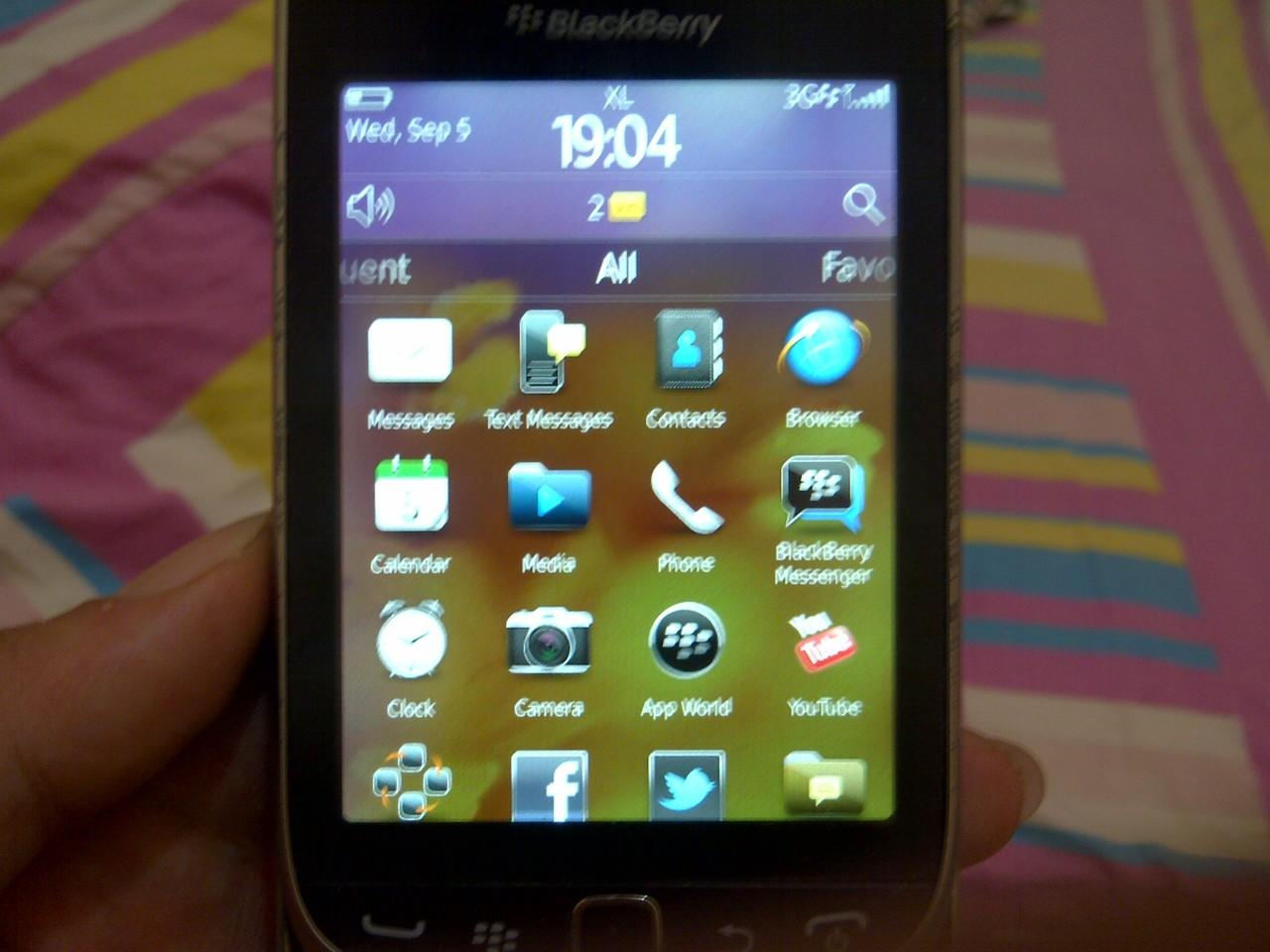 Jual BB Torch 2 AKA Jennings 9810 [SBY ONLY]