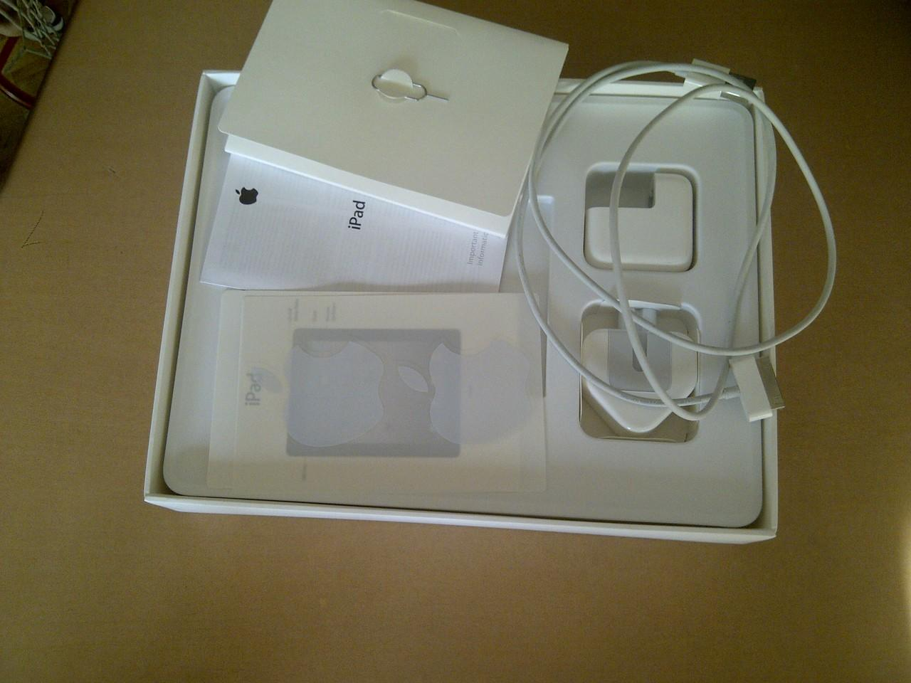 IPAD 2 64 GB 3G WHITE MURAH