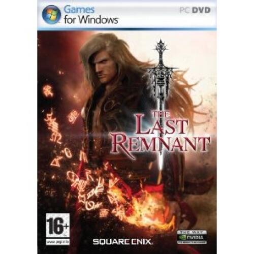 [RaVeN] Game PC Original The Last Remnant