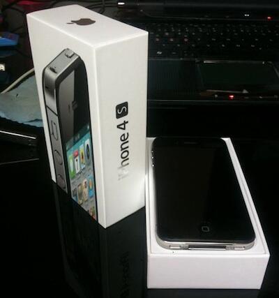 Iphone 4S 32GB harga 4,5jt hub/sms 082 326 554 497