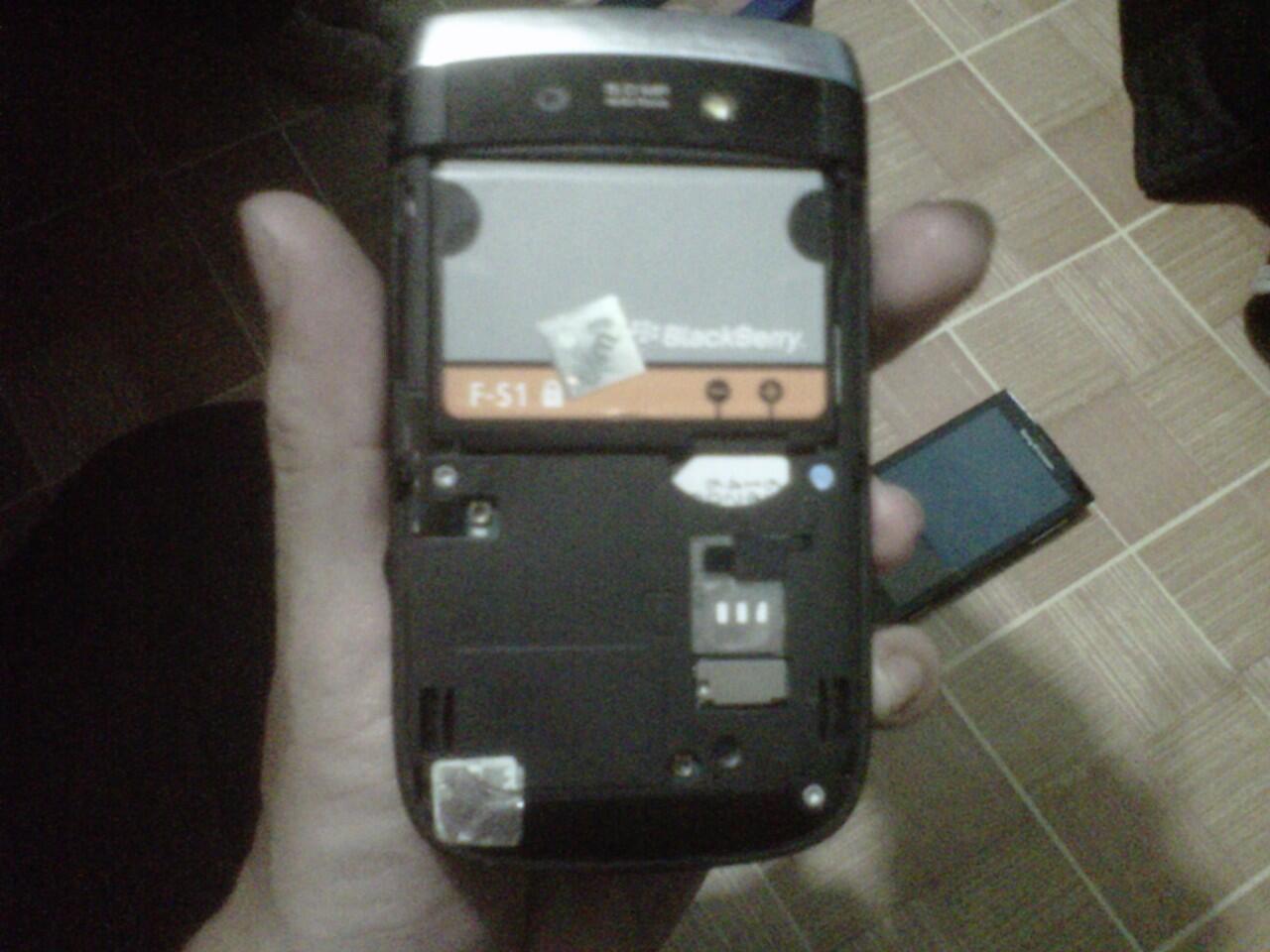 Blackberry 9810 Torch 2 batangan