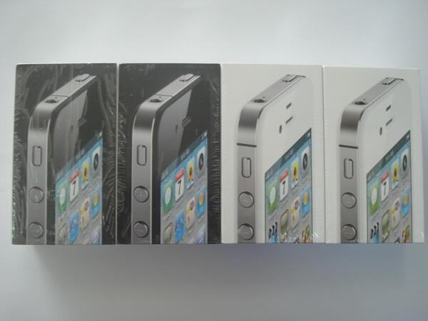 [WTS] iPhone 4 & 4S BNIB