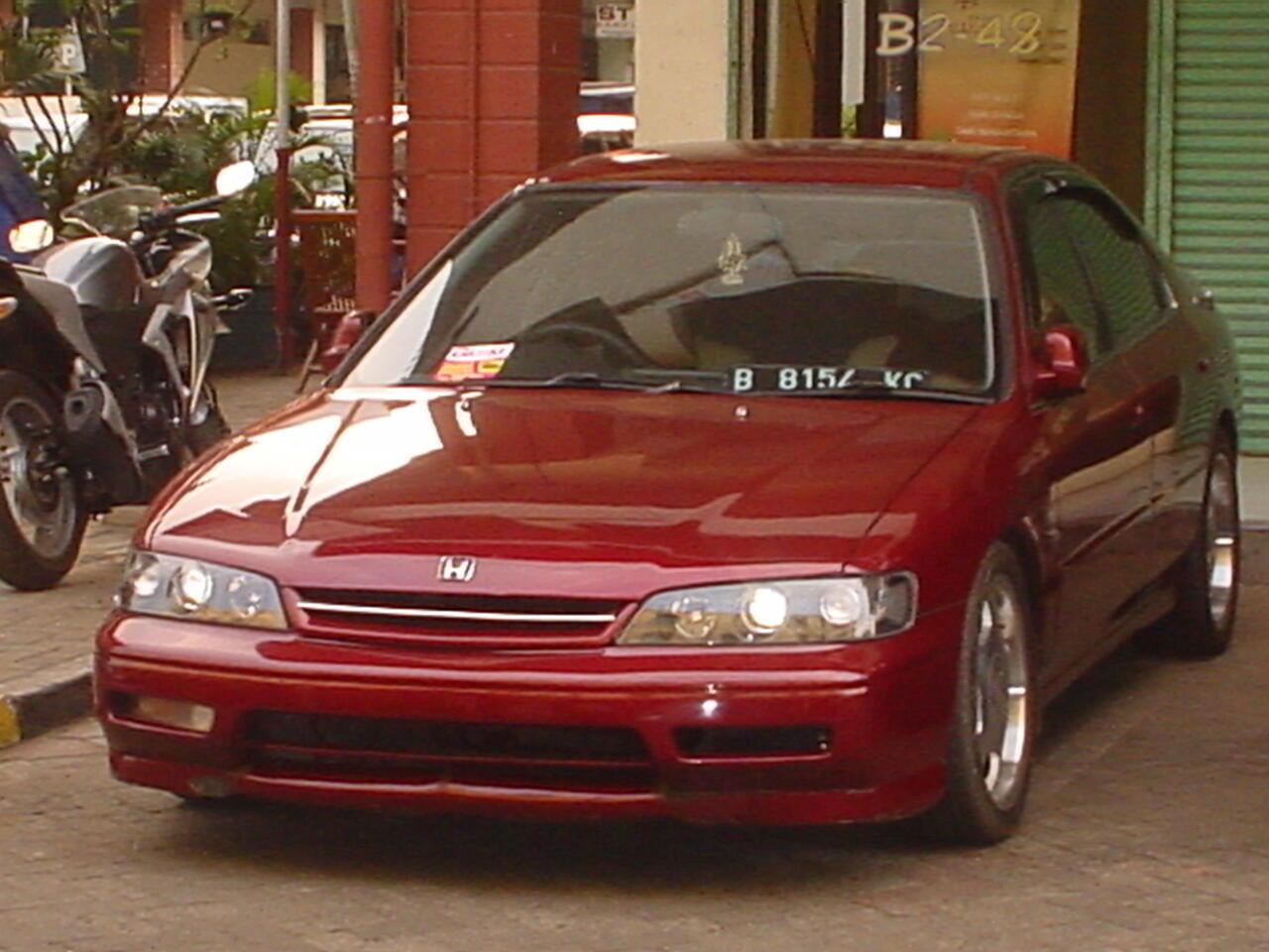 Jual Honda Cielo Accord '95 M/T Bandung