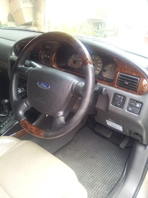Ford Everest Limited AT 4x4 2005