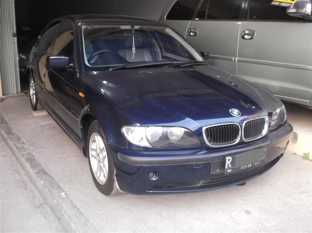 BMW 318i TAHUN 2002