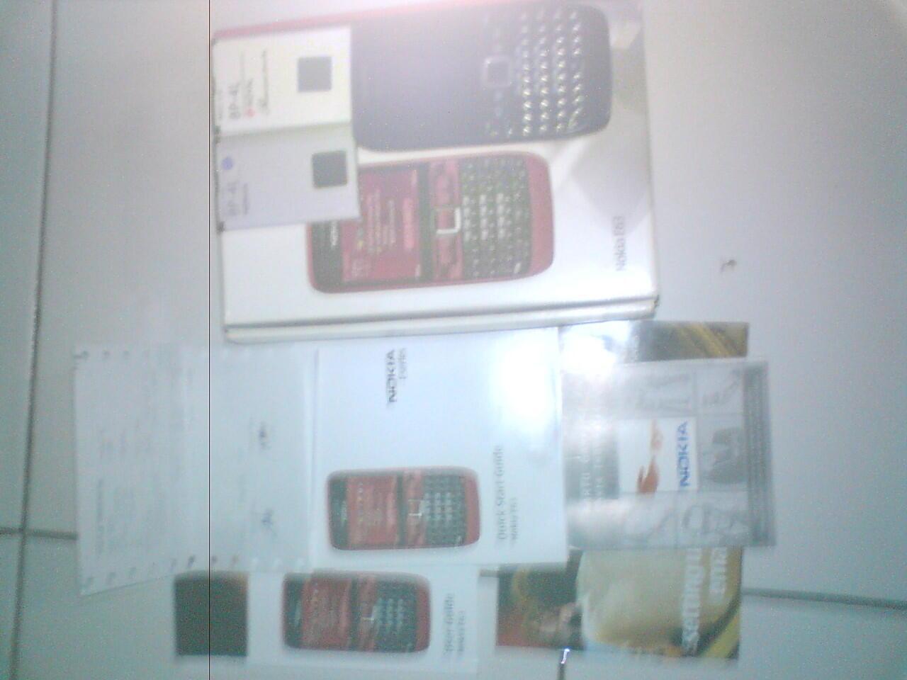 Nokia E63 Murah (Semarang)