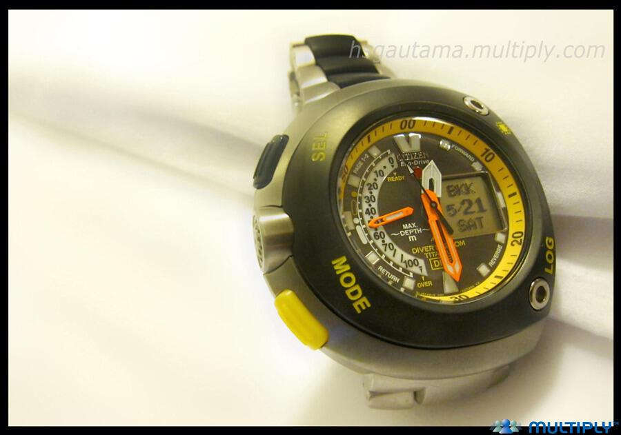 FOTO ART jam tangan