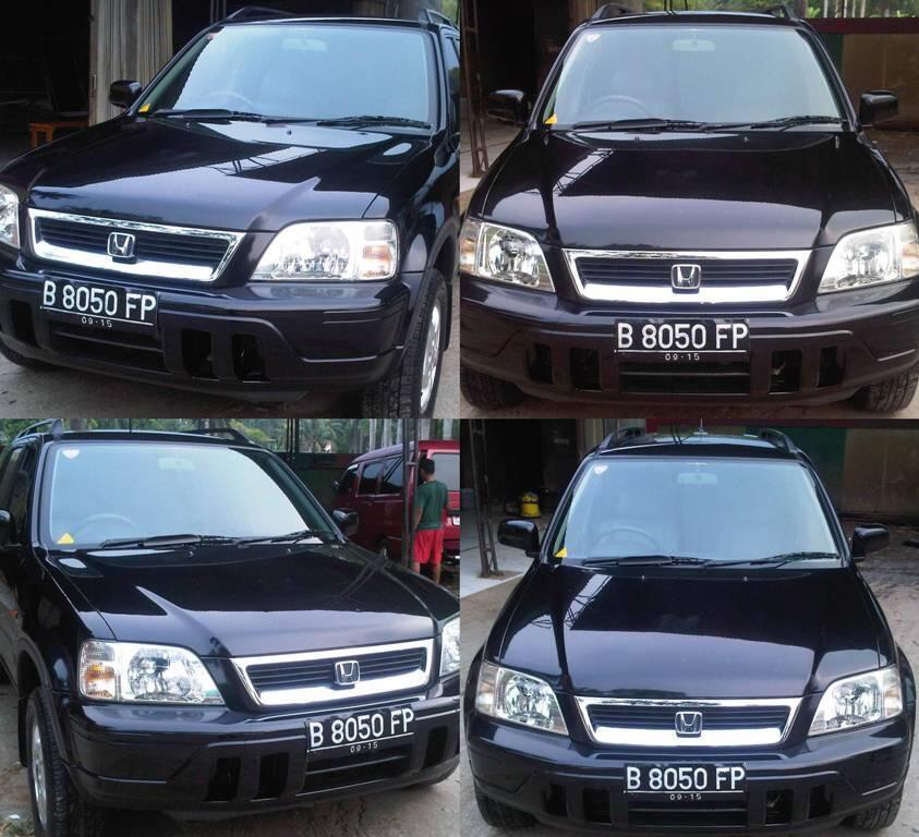 HONDA CRV 4x2 sporty Tahun 2000 Automatic istimewa