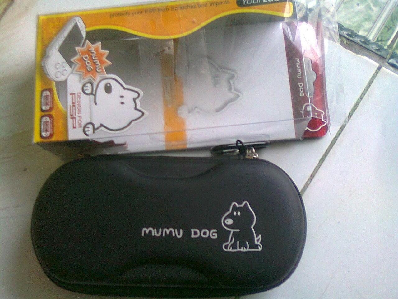 jual memory psp 300x 16gb full game + pouch mumu dog murah banget