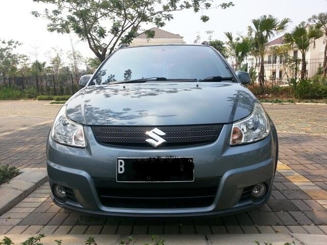 Suzuki SX4 SilverStone CBU - FULL PIC.
