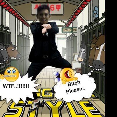 Pic Gangnam Style Versi Anak Indo (Jamin Ngakak){Editor Newbie}
