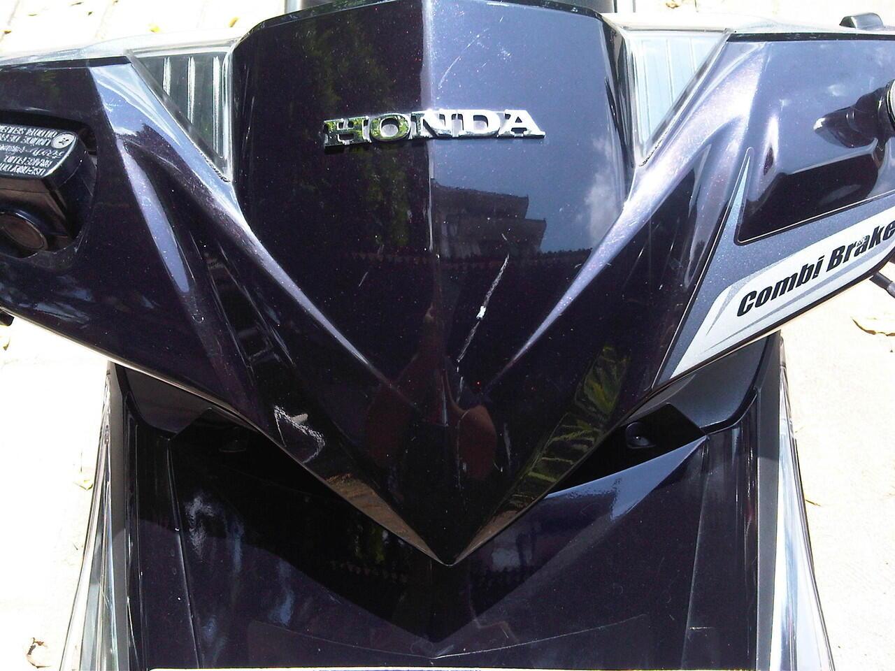 Jual Honda Vario CBS Techno 2010 Oddysey Violet