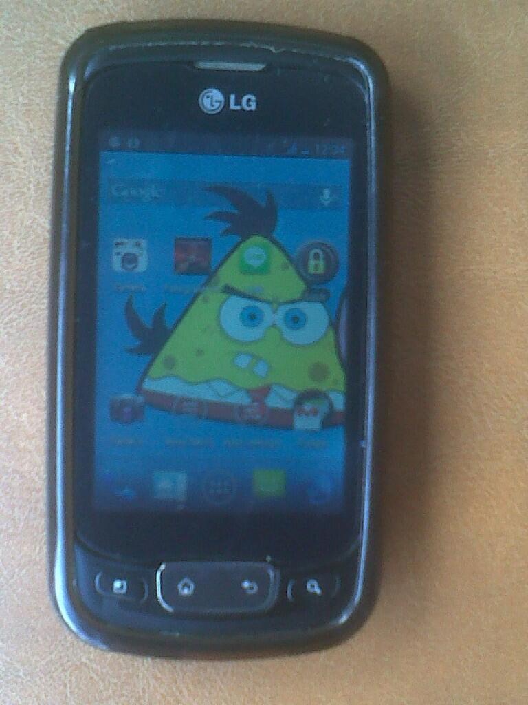 Android Optimus One LG P500, Jual Cepat! Specs manteb, murah aja gan!