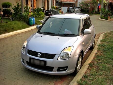 WTS: Suzuki Swift 1.5 ST M/T 2008