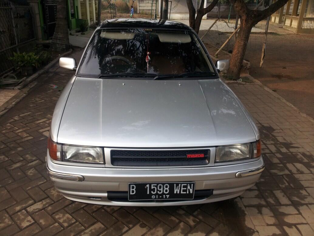 MAZDA 323 INTERPLAY 1990