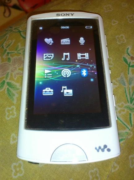 MP3 Sony Walkman NWZ-A864