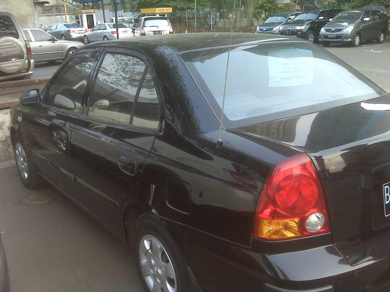 Hyundai Accent 150cc 2006/2007