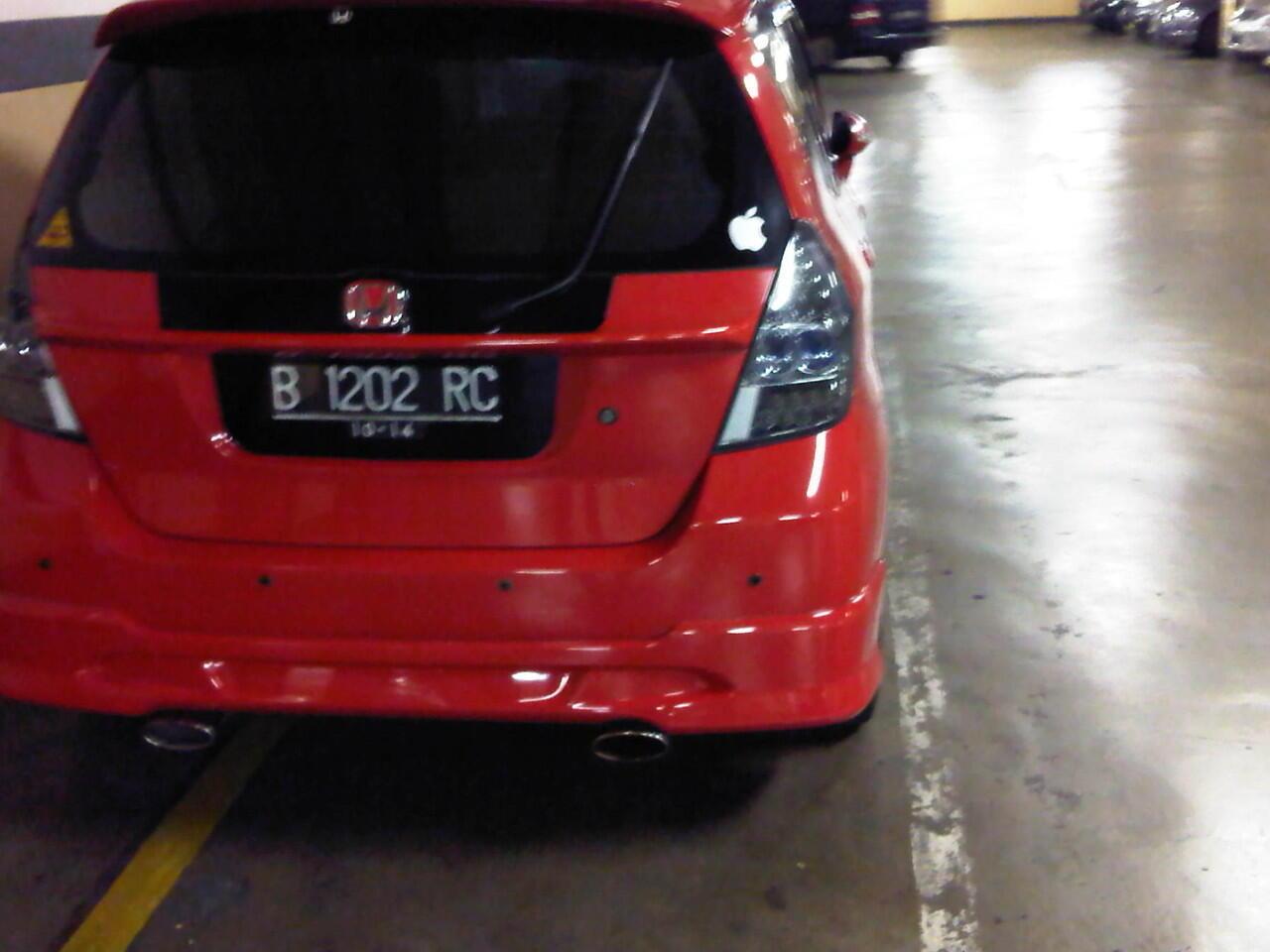 FS: Honda Jazz I-DSI '04 Tangerang,Ciledug