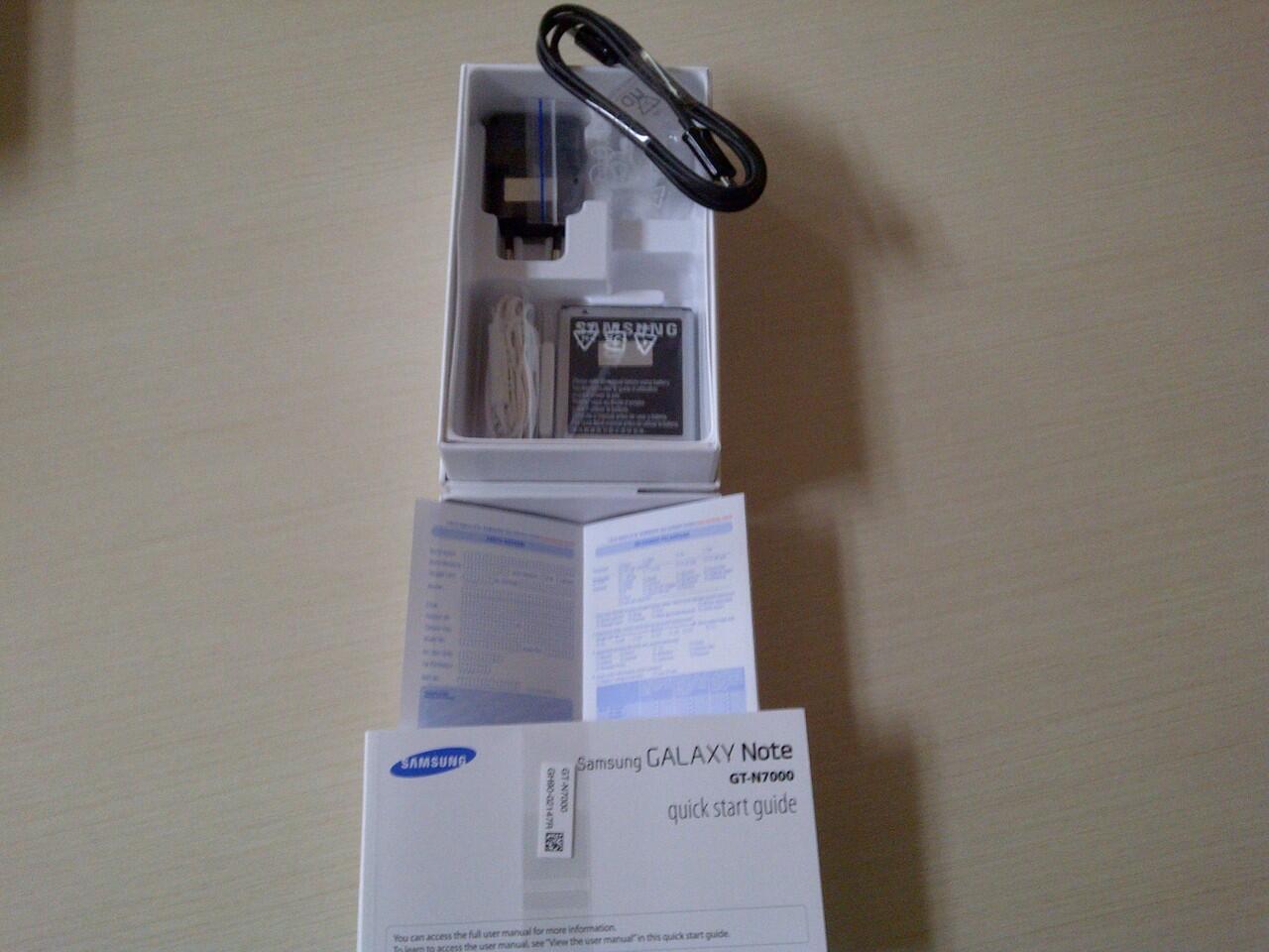 Jual Samsung Galaxy Note (Baru/BNIB) Termurah Se-Kaskus
